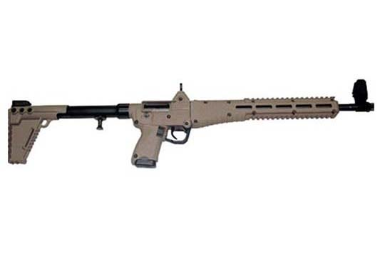 KelTec SUB2000 9mm Glock 19 Mag. 9mm Luger Tan Receiver