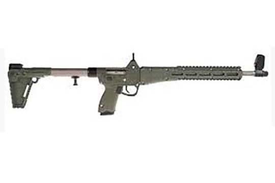 KelTec SUB2000 .40 S&W Glock 22 Mag. .40 S&W Green Receiver