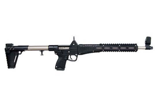 KelTec SUB2000 .40 S&W Glock 22 Mag. .40 S&W Black Receiver