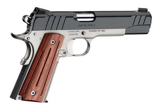 Kimber Aegis Custom Aegis II 9mm Luger (9x19 Para)  Semi Auto Pistol UPC 669278321639
