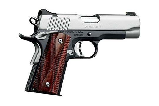 Kimber Compact CDP II  .45 ACP  Semi Auto Pistol UPC 669278320564