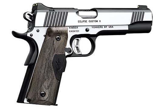 Kimber Eclipse Custom II  .45 ACP  Semi Auto Pistol UPC 669278322995