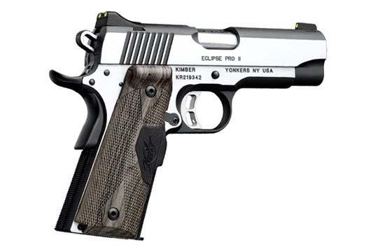 Kimber Eclipse Pro II  .45 ACP  Semi Auto Pistol UPC 669278323053