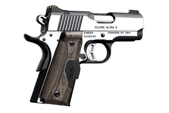 Kimber Eclispse Ultra II  .45 ACP  Semi Auto Pistol UPC 669278323060