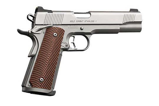 Kimber Gold Combat Stainless II  .45 ACP  Semi Auto Pistol UPC 669278321851