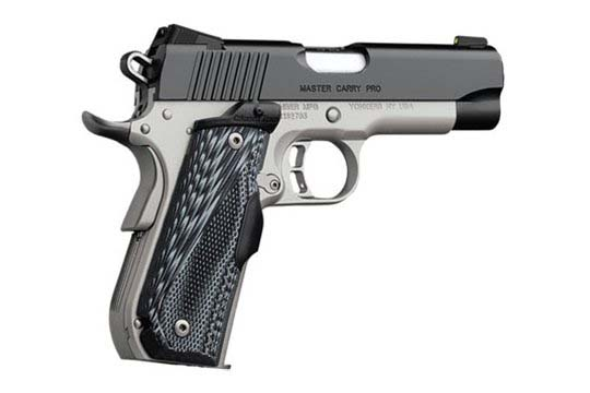 Kimber Master Carry Pro  .45 ACP  Semi Auto Pistol UPC 669278302836