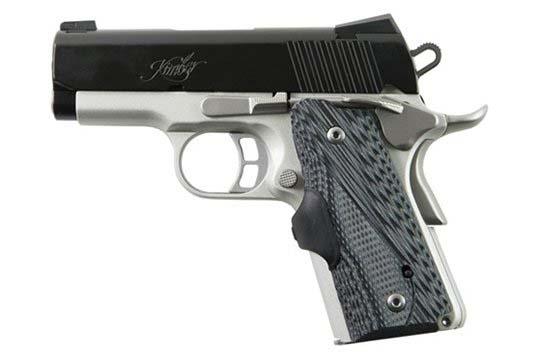 Kimber Master Carry Ultra  .45 ACP  Semi Auto Pistol UPC 669278302843