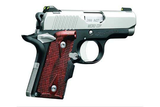 Kimber Micro  .380 ACP  Semi Auto Pistol UPC 669278330815