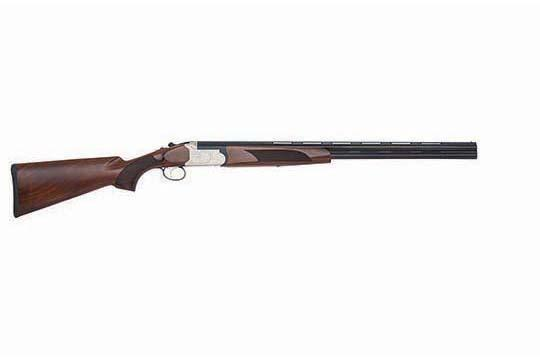 Mossberg Silver Reserve II Field  Silver Engraved Receiver