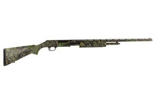 Mossberg 500 Turkey  Mossy Oak Obsession Camo Receiver