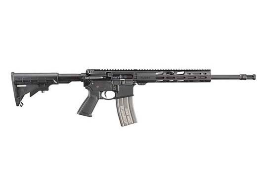 Ruger AR-556 Free-Float Handguard .300 AAC Blackout (7.62x35mm) Black Anodized Receiver