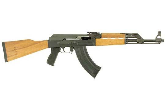 American Tactical Inc. AT47 Gen 2 7.62x39 Black Semi Auto Rifle UPC 8.13393E+11