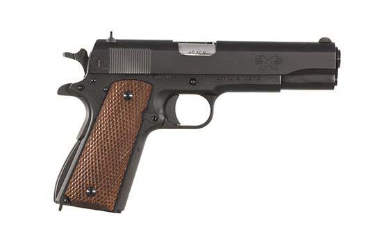 American Tactical Inc. Firepower Xtreme Military .45 ACP Matte Black Semi Auto Pistol UPC 813393012761