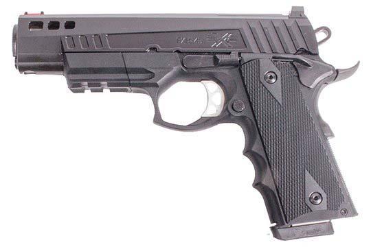 American Tactical Inc. Firepower Xtreme Hybrid .45 ACP Matte Black Semi Auto Pistol UPC 813393018497