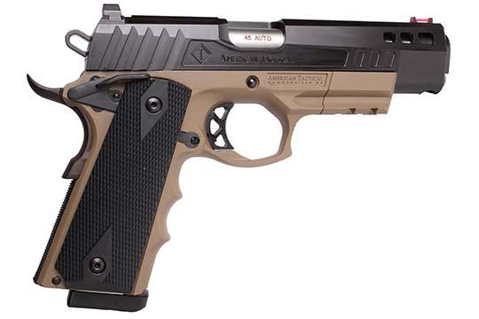 American Tactical Inc. Firepower Xtreme Hybrid .45 ACP  Semi Auto Pistol UPC 813393017926