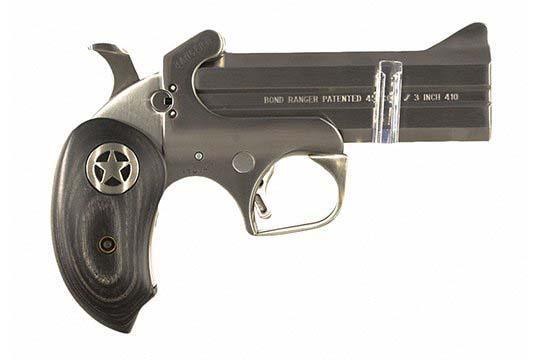 Bond Arms Ranger  .45 Colt  Single Shot Pistol UPC 855959001697