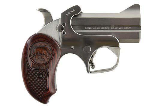 Bond Arms Brown Bear  .45 Colt  Single Shot Pistol UPC 855959008849