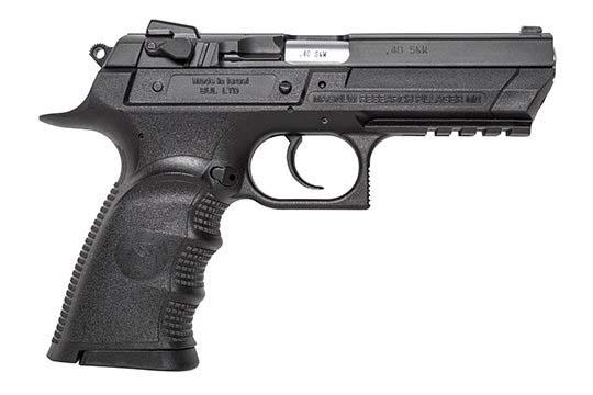 Magnum Research Baby Eagle III  .40 S&W  Semi Auto Pistol UPC 761226067968