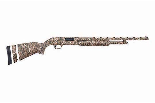 Mossberg 500 Waterfowl Youth Super Bantam  Mossy Oak Shadowgrass Blades Camo Receiver