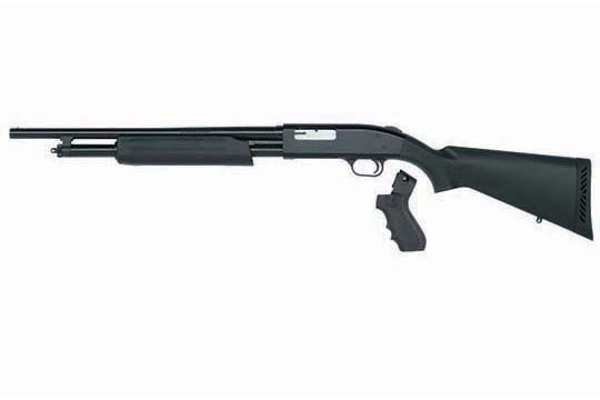 Mossberg 500 Persuader Tactical  Blued Receiver