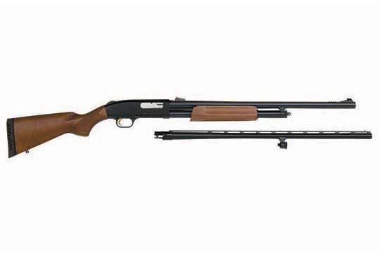 Mossberg 500 Field/Deer Combo  Blued Receiver
