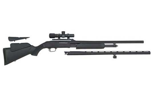 Mossberg 500 Field/Deer Combo  Matte Blued Receiver