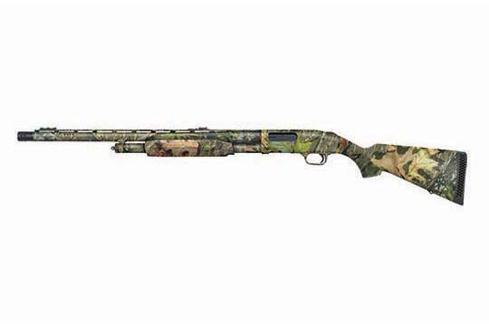 Mossberg 500 Turkey Hunting  Mossy Oak Obsession Camo Receiver