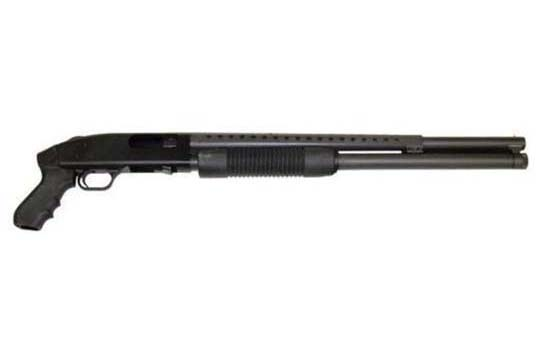 Mossberg 500 Persuader  Parkerized Receiver