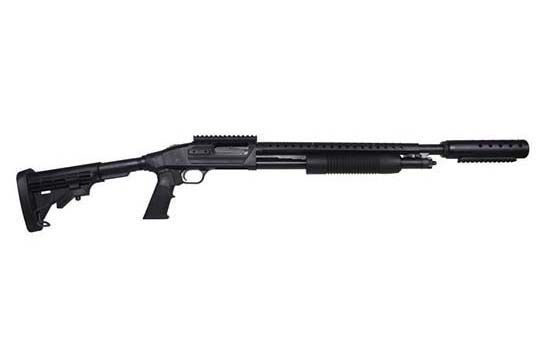 Mossberg 500 Tactical  Matte Blued Receiver