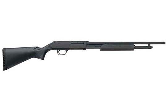Mossberg 500 Persuader Tactical  Matte Blued Receiver