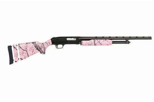 Mossberg 500 Super Bantam  Blued Receiver