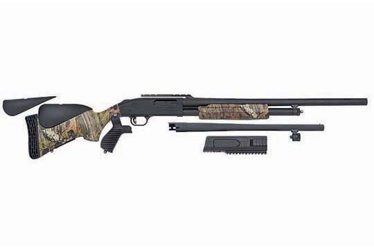 Mossberg 500 FLEX Deer/Security Combo  Matte Blued Receiver