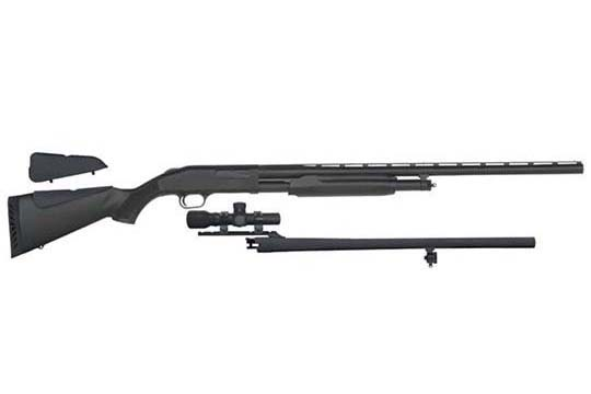Mossberg 500 Field/Slug Combo  Matte Blued Receiver