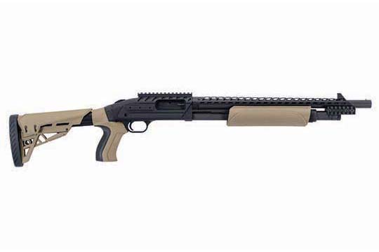 Mossberg 500 Scorpion 12 Gauge Matte Blued Receiver
