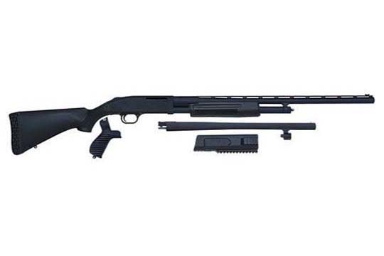 Mossberg 500 FLEX Field/Security Combo  Matte Blued Receiver