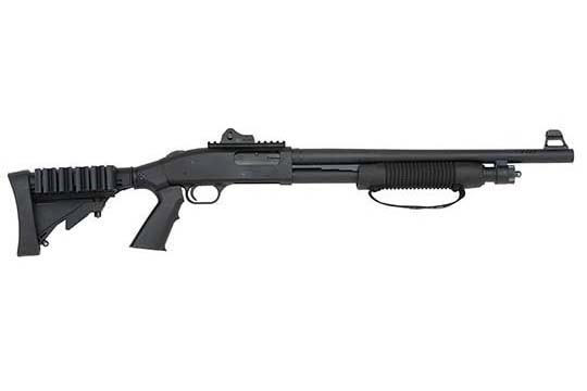 Mossberg 500 Tactical SPX  Matte Blued Receiver