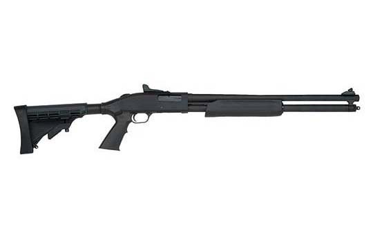 Mossberg 500 Tactical Persuader  Matte Blued Receiver