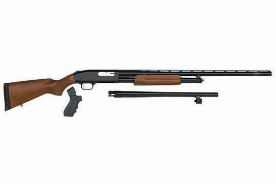 Mossberg 500 Field/Security Combo  Blued Receiver