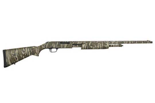 Mossberg 500 Turkey  Mossy Oak Bottomland Camo Receiver