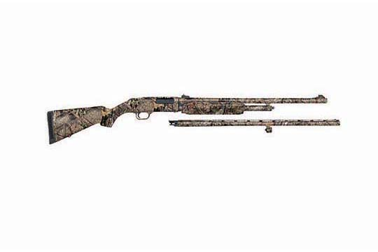 Mossberg 500 Field/Deer Combo  Mossy Oak Break-Up Country Camo Receiver