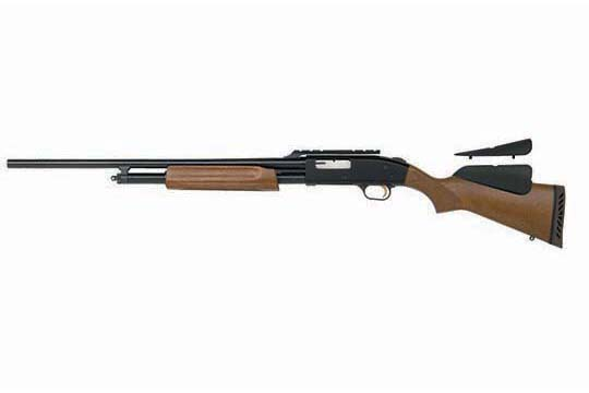Mossberg 500 Slugster  Blued Receiver