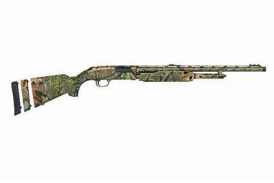 Mossberg 500 Youth Super Bantam  Mossy Oak Obsession Camo Receiver