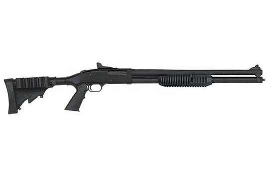 Mossberg 500 Tactical Tri-Rail  Matte Blued Receiver