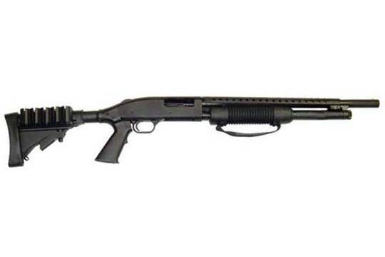 Mossberg 500 Tactical Persuader  Blued Receiver