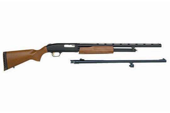 Mossberg 500 Youth Field/Deer Combo  Blued Receiver