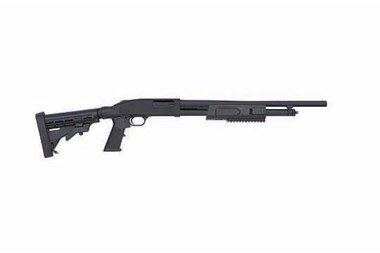 Mossberg 500 FLEX Tactical  Matte Blued Receiver