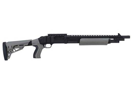 Mossberg 500 ATI Tactical  Matte Blued Receiver