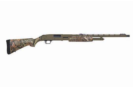 Mossberg 500 FLEX Hunting  OD Green Receiver