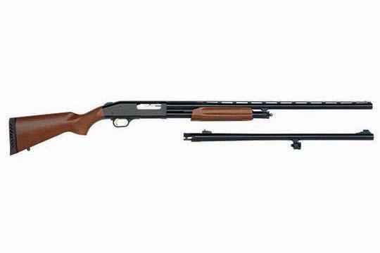 Mossberg 535 ATS Field/Deer Combo  Blued Receiver