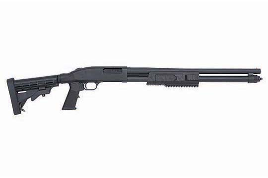 Mossberg 590 FLEX Tactical  Matte Blued Receiver